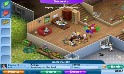 Download Virtual Families 2 Android free game.