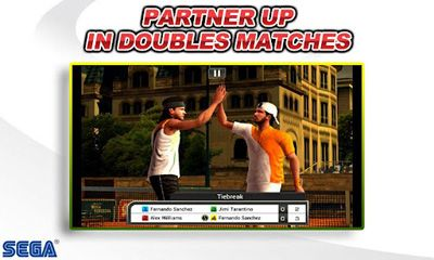 Virtual Tennis Challenge screenshot 1