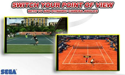 Virtual Tennis Challenge screenshot 2