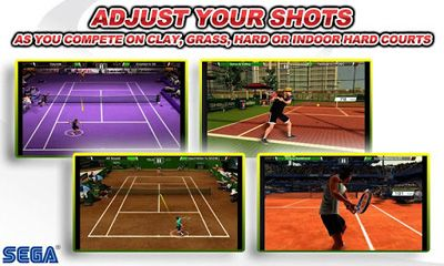 Virtual Tennis Challenge screenshot 4