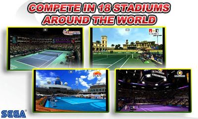 Virtual Tennis Challenge screenshot 5