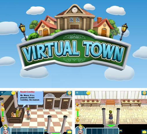 In addition to the game Virtual Families 2 for Android phones and tablets, you can also download Virtual town for free.