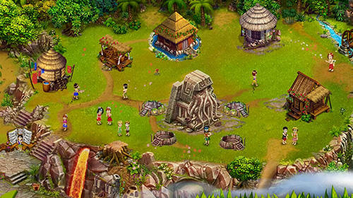 Screenshots von Virtual villagers origins 2 für Android-Tablet, Smartphone.