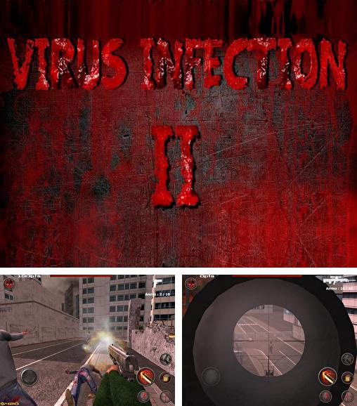 In addition to the game Dead Corps Zombie Assault for Android phones and tablets, you can also download Virus infection 2 for free.