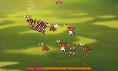 Get full version of Android apk app Mushroom war for tablet and phone.