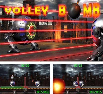 In addition to the game Black Metal Man for Android phones and tablets, you can also download Volley Bomb for free.