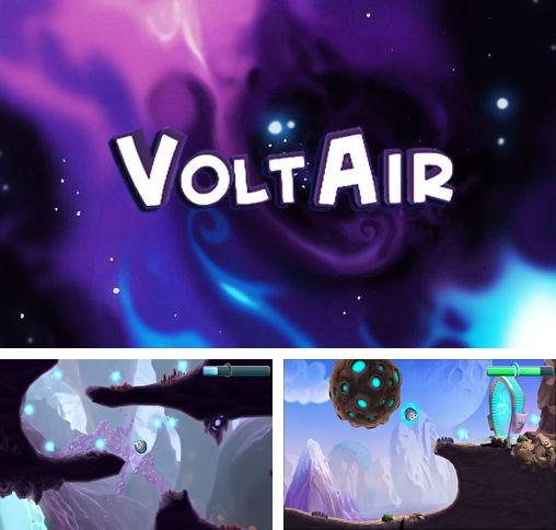 In addition to the game Rune Raiders for Android phones and tablets, you can also download Voltair for free.