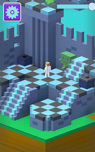 Jogue Voxel artifact quest para Android. Jogo Voxel artifact quest para download gratuito.