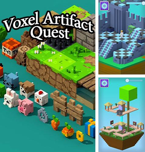 Voxel artifact quest
