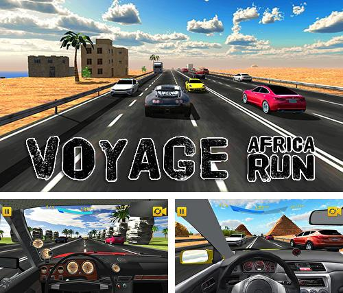 In addition to the game NY punch boxing champion: Real pound boxer 2018 for Android phones and tablets, you can also download Voyage: Africa run for free.