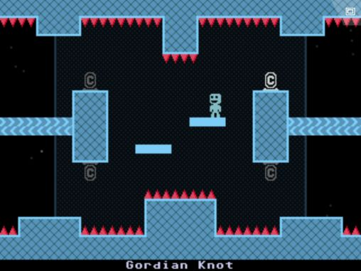 Screenshots von VVVVVV für Android-Tablet, Smartphone.