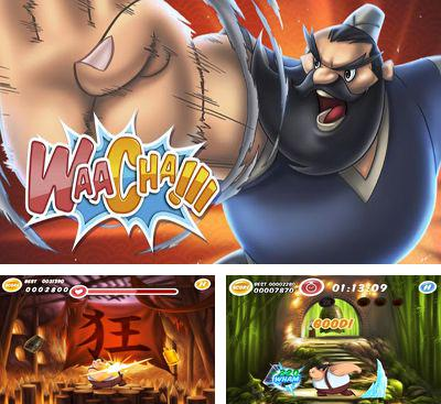 In addition to the game Big Pig for Android phones and tablets, you can also download Waa Cha! for free.
