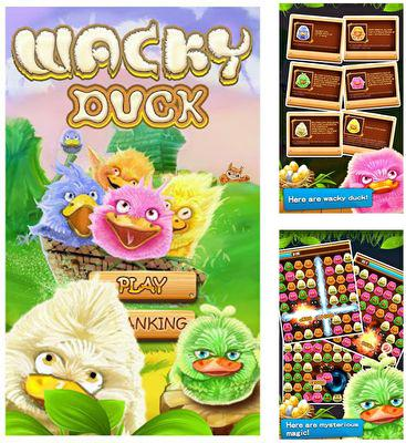 In addition to the game Pocket Voodoo for Android phones and tablets, you can also download Wacky Duck for free.
