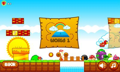 Download Wacky world Android free game.