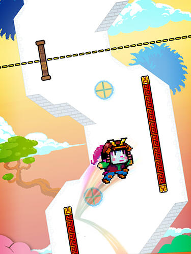 Screenshots of the Wall kickers for Android tablet, phone.