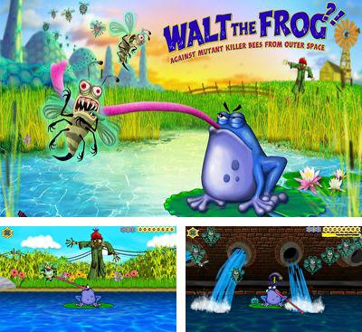 In addition to the game Sound Touch for Android phones and tablets, you can also download Walt The Frog?! for free.