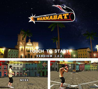 In addition to the game Going Going Gone for Android phones and tablets, you can also download Wannabat Season for free.