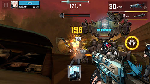 Screenshots von Wanted killer für Android-Tablet, Smartphone.