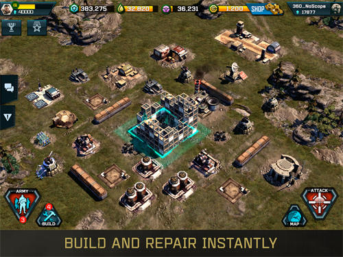 war commander rogue assault mod apk 2019