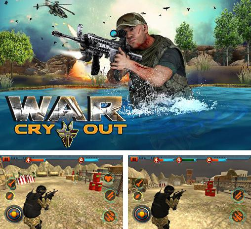 War cry out
