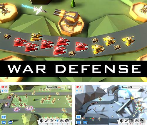 War defense: Epic zone of last legend