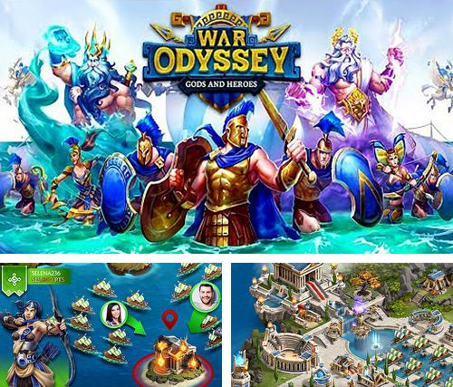 War odyssey: Gods and heroes