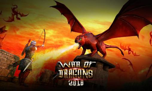 War of dragons 2016 обложка