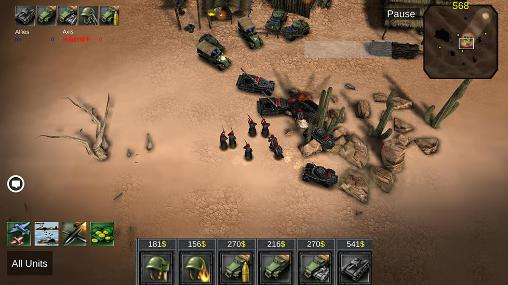 War of glory: Blitz screenshot 3