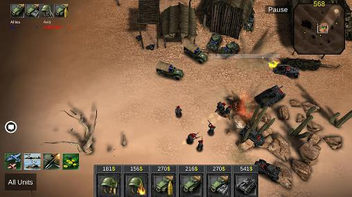 War of glory: Blitz screenshot 4
