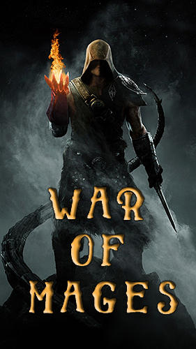 War of mages poster