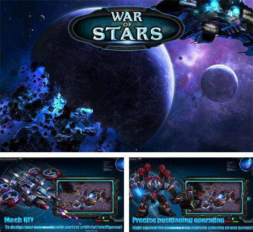 In addition to the game Anti infection for Android phones and tablets, you can also download War of stars for free.