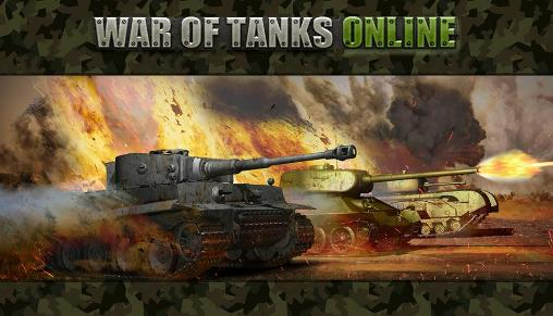 War of tanks: Online