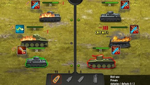Get full version of Android apk app War of tanks: Online for tablet and phone.