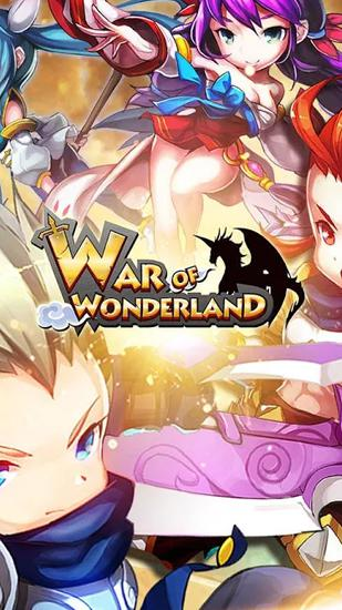 War of Wonderland обложка