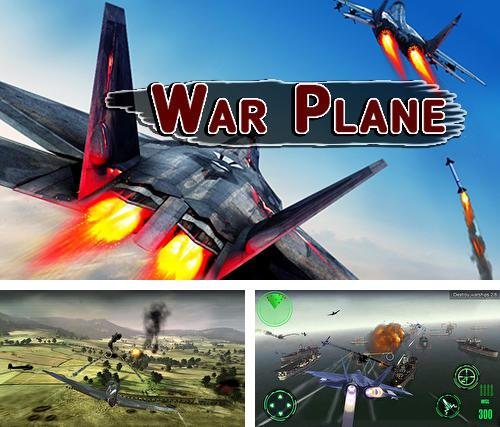War plane 3D: Fun battle games