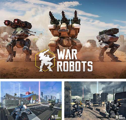 Walking war robots pour Android à télécharger gratuitement ...