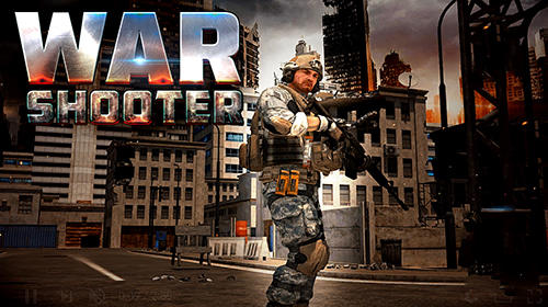 War shooter 3D poster