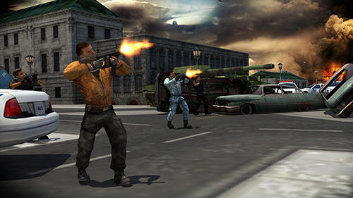 War shooter 3D screenshot 1
