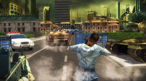 War shooter 3D screenshot 2