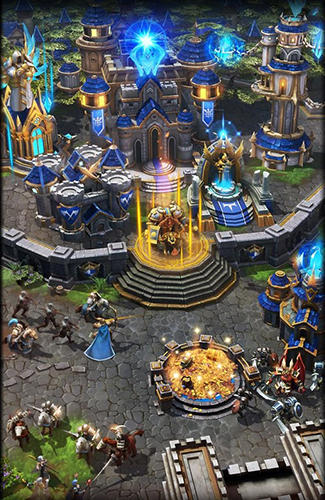 War storm: Clash of heroes screenshot 2