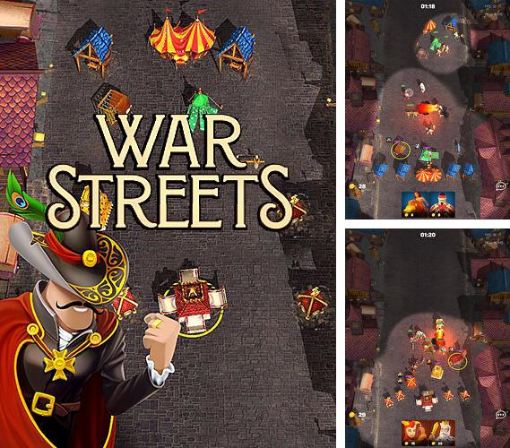 War streets: New 3D realtime strategy game