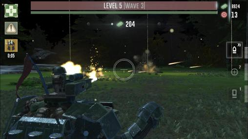 Screenshots von War tortoise für Android-Tablet, Smartphone.