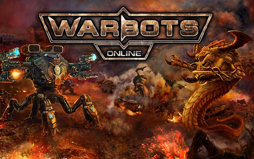 Warbots online poster