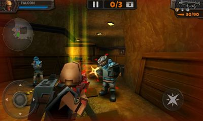 WarCom Genesis screenshot 6