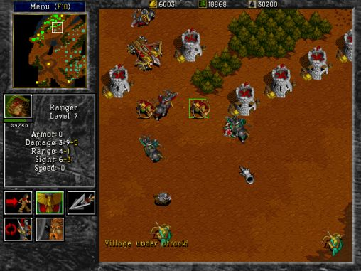 Warcraft 2 apk download [tides of darkness] _v1. 0. 1 for android.