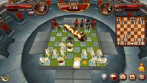 Warfare chess 2 multiplayer скриншот 2