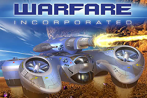 Warfare incorporated poster