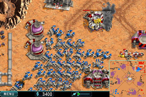 Warfare incorporated screenshot 1