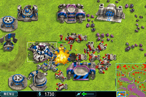 Warfare incorporated screenshot 2