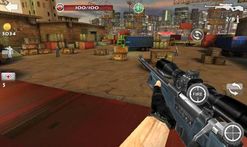 Warfare sniper 3D screenshot 3
